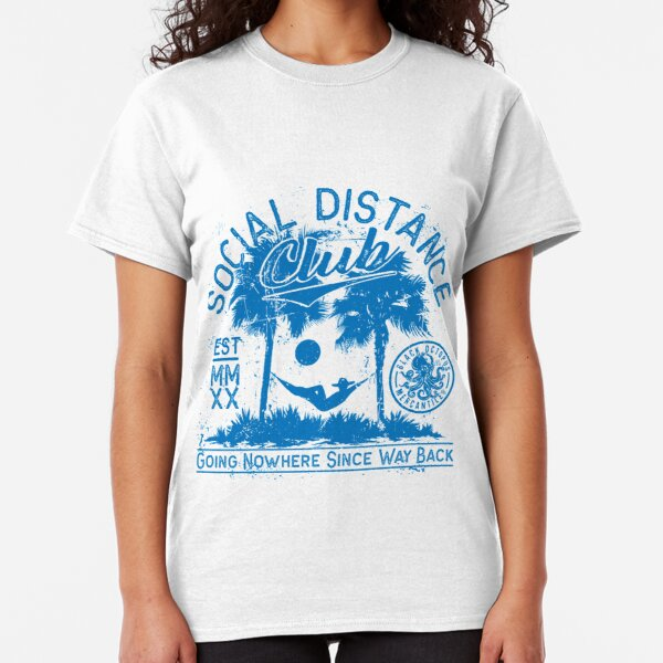 Social Distance Club 20 Classic T-Shirt