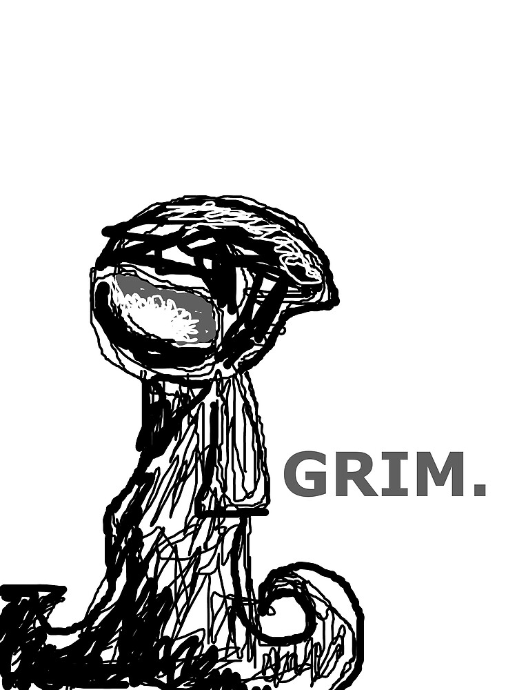 Grim Reaper by Eamonn Gilligan