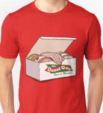 The Donut Guy - Red Unisex T-Shirt