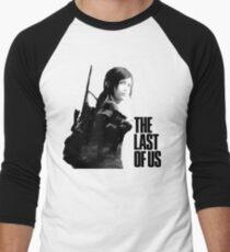 Ellie in the last of us Men's Baseball ¾ T-Shirt
