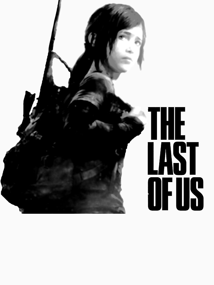 ellie in the last of us unisex t shirt a t shirt of zombies The Last of Us Opening Scene tshirtgifter presents ellie in the last of us unisex t shirt