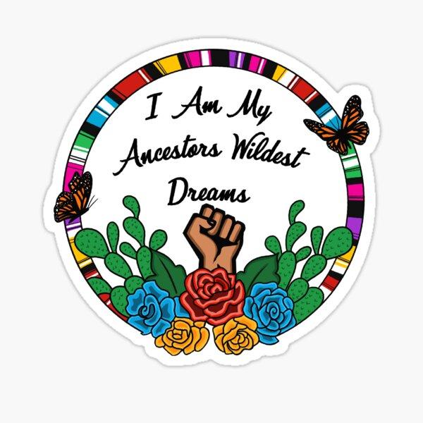 Ancestors  Sticker