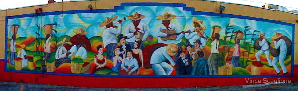 Fiesta by Vince Scaglione