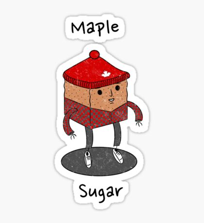 Maple Sugar Sticker