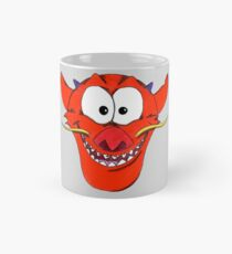 MUSHUbubbleHEAD Mug