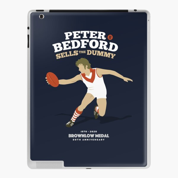 Peter Bedford, South Melbourne (for dark shirts only) iPad Skin
