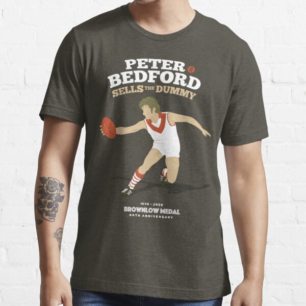 Peter Bedford, South Melbourne (for dark shirts only) Essential T-Shirt