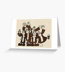 NUNsense! Greeting Card