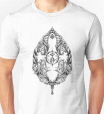 Serenity Victoriana - Black Unisex T-Shirt