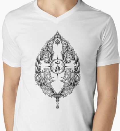 Serenity Victoriana - Black T-Shirt
