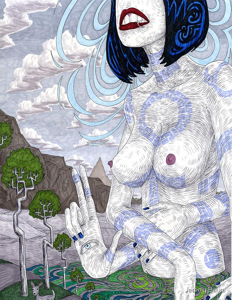 Gaia by Jeremy Baum