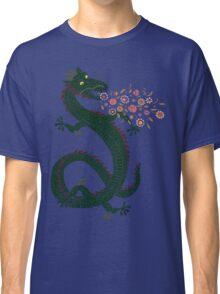 Dragon, Flower Breathing Classic T-Shirt