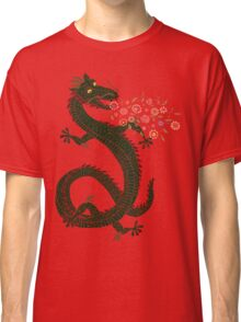 Dragon, Flower Breathing Classic T-Shirt