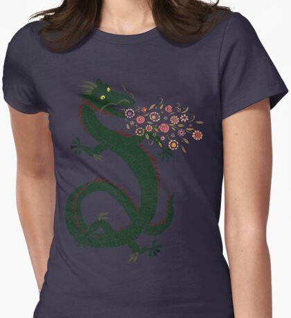 Dragon, Flower Breathing T-Shirt