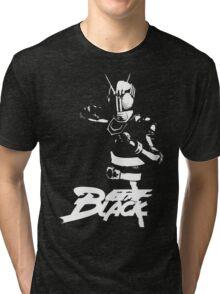Kamen Rider Black Tri-blend T-Shirt