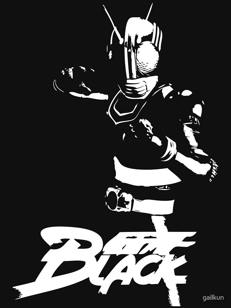 Kamen Rider Black | Unisex T-Shirt