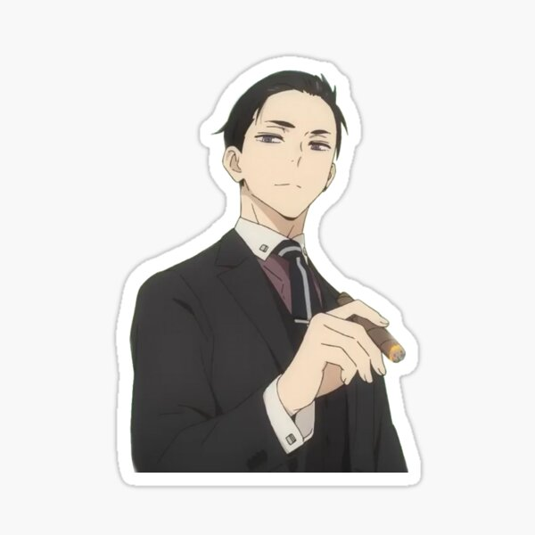 Daisuke Kanbe Sticker