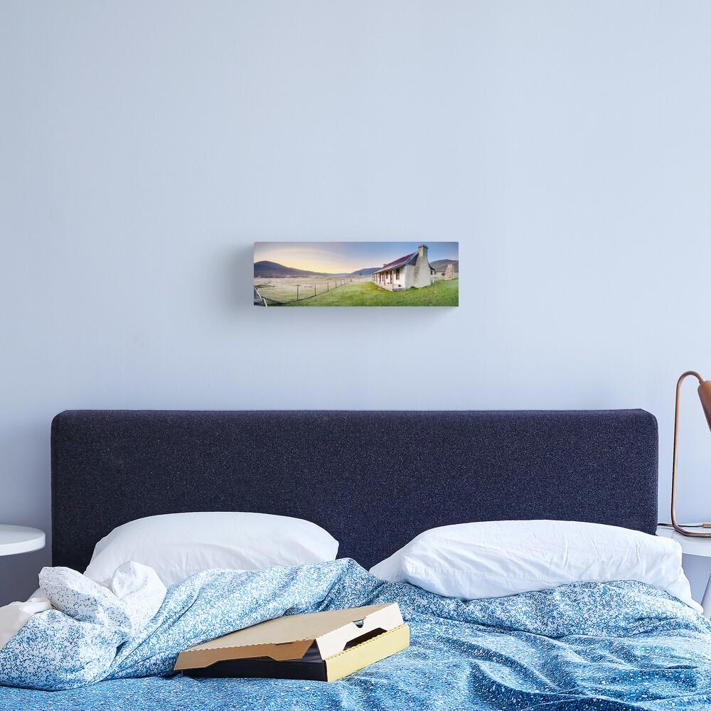 Orroral Homestead, Namadgi National Park, ACT, Australia Canvas Print