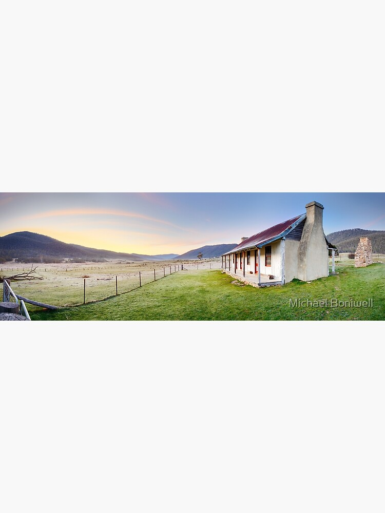 Orroral Homestead, Namadgi National Park, ACT, Australia by Chockstone