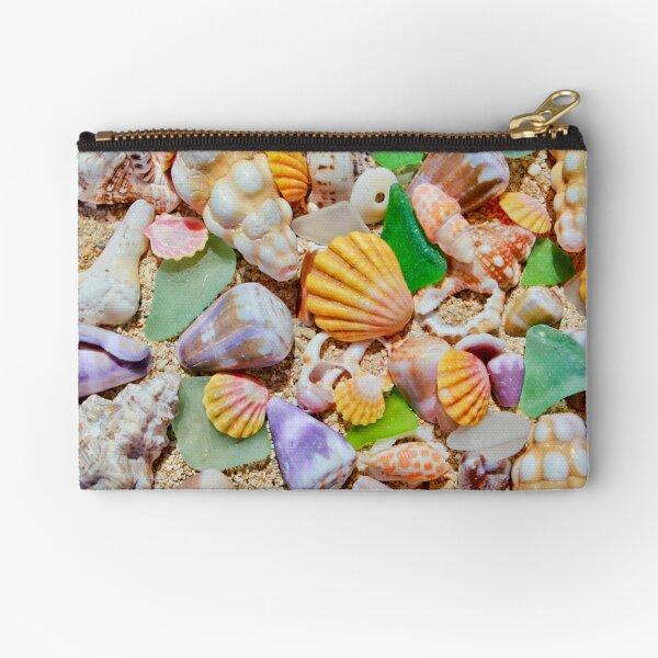 Coquillages et étoiles de mer Pochette