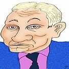 Michael Gove Cartoon Caricature by Grant Wilson