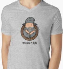 Wizards Represent! Men's V-Neck T-Shirt