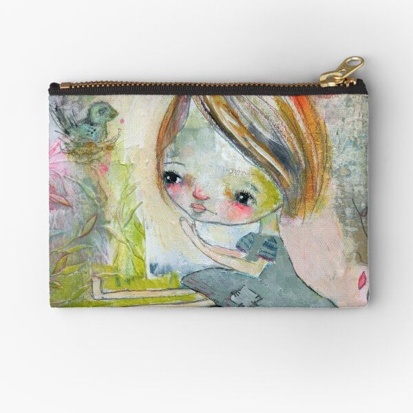 Blessed Beyond Measure Zipper Pouch