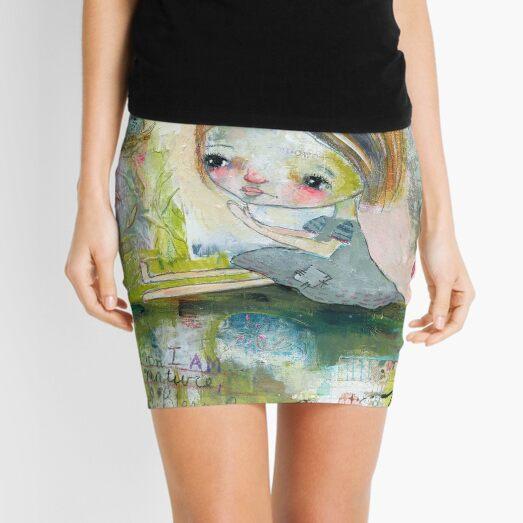 Blessed Beyond Measure Mini Skirt
