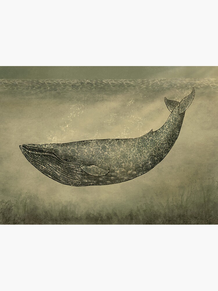 Damask Whale  by TerryFan