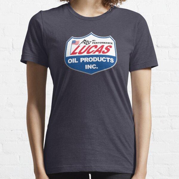 Lucas Oil Racing Logo Essential T-Shirt
