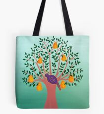 PartridgeInAPearTree Tote Bag