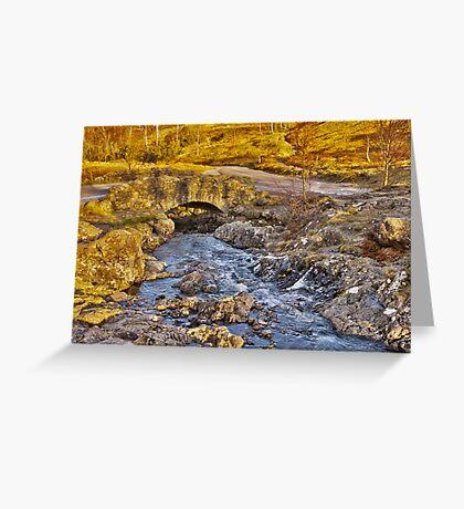 Ashness Bridge - Lake District Greeting Card