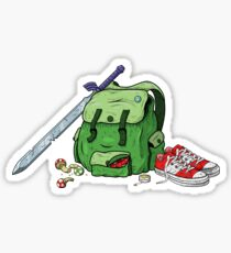 Adventure Pack Sticker