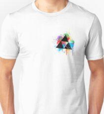 Triforce Paint T-Shirt