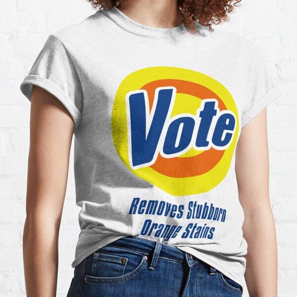 Vote (Tide Parody)  Classic T-Shirt
