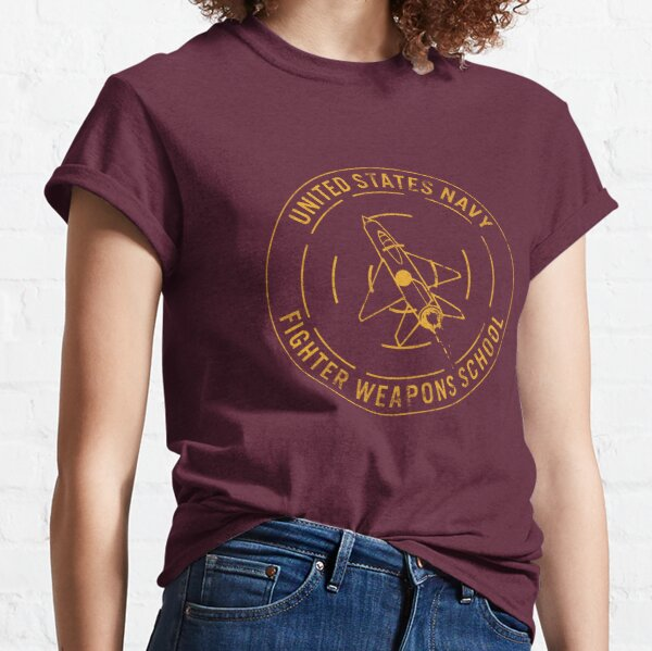 Fighter Weapons School Classic T-Shirt