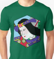 Heroes of the Ages: Tomoe Gozen Unisex T-Shirt