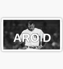 AROID Sticker