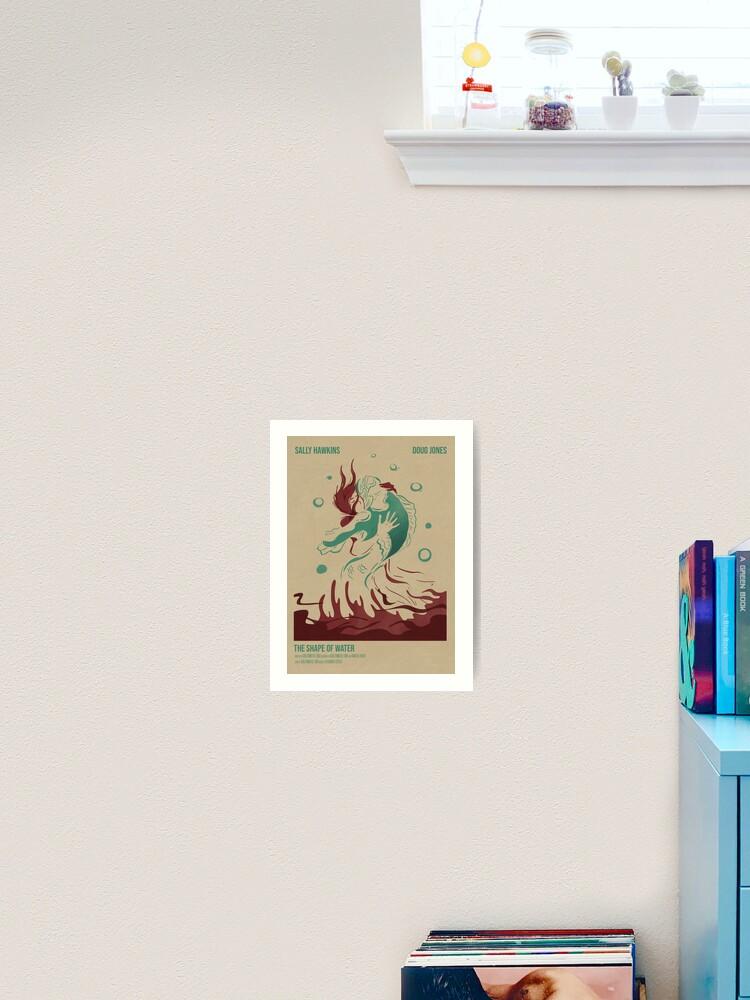 FANTASY POSTER Seahorse Odyssey