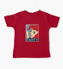 PARTY Baby Tee