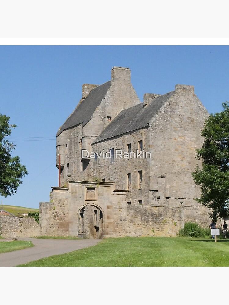 Midhope Castle , Hopetoun estate , near Edinburgh , Scotland by goldyart