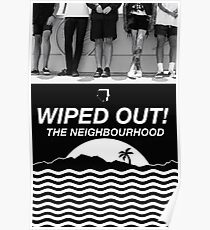 Wiped Out! Poster