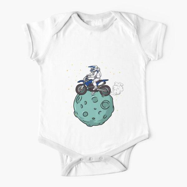 Camiseta Braap Mujer Dirt Bike Shirt Niños Bike Hombres Motocross Body de manga corta para bebé