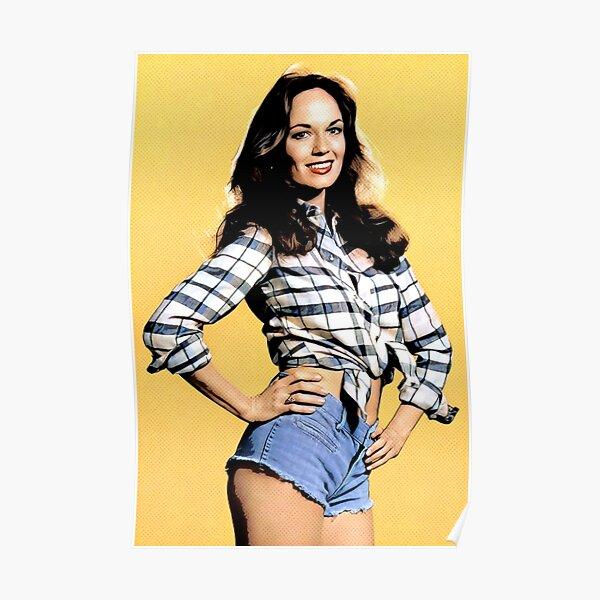 Daisy Duke Pop Art Painting Poster