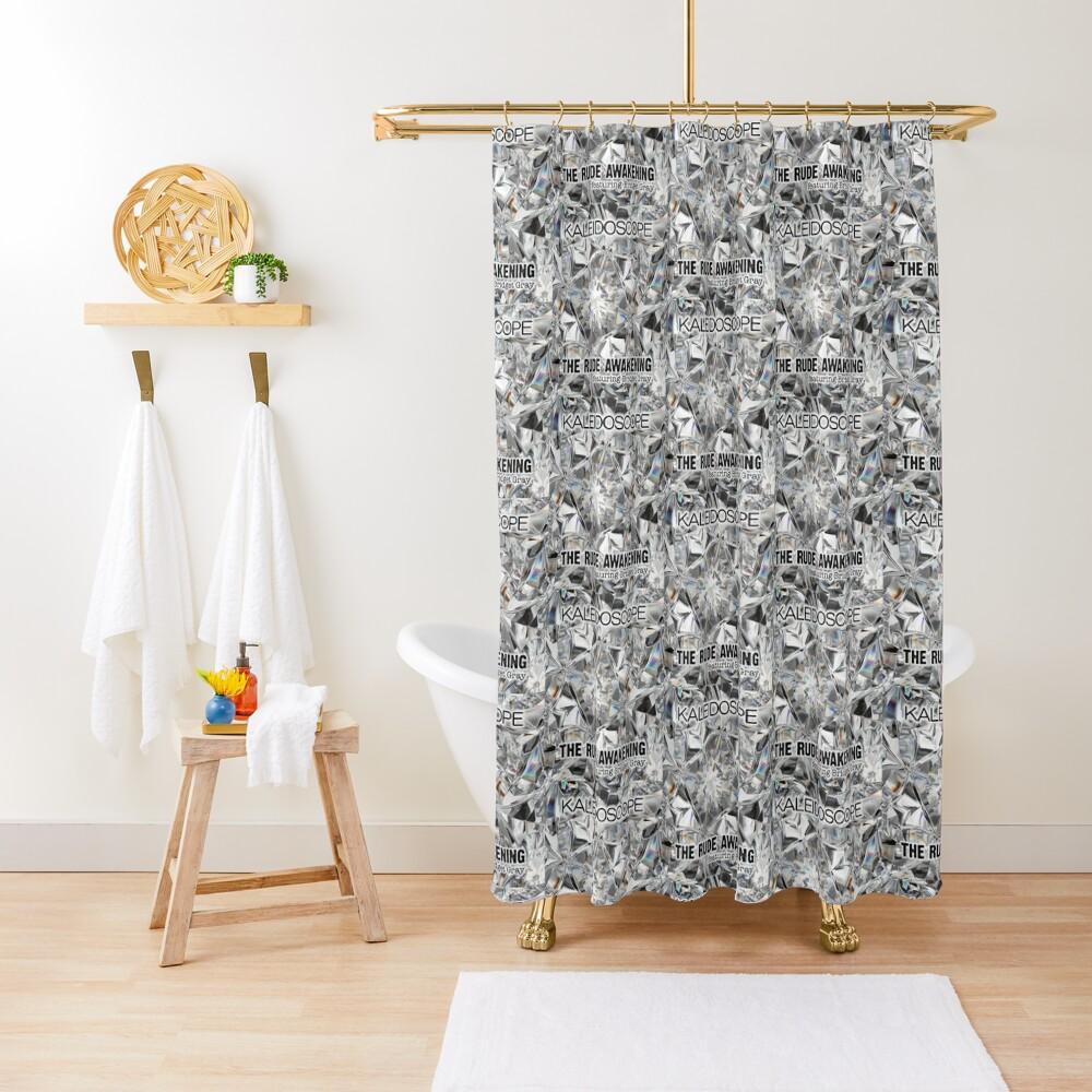 The Rude Awakening Merchandise Shower Curtain