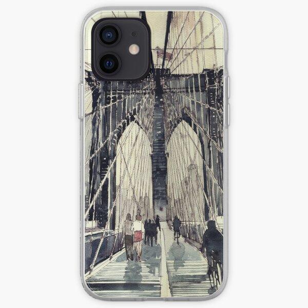 Brooklyn Bridge iPhone Soft Case