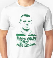 There's Only One Neil Lennon Unisex T-Shirt