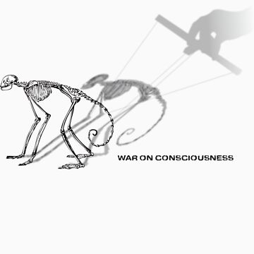 War on consciousness by monkeyrags