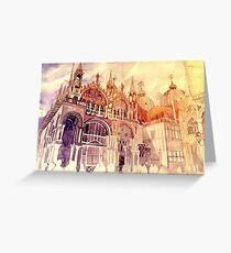 Venezia Greeting Card