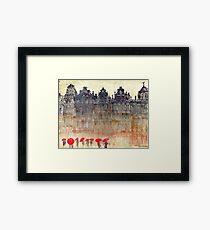 Brussels Framed Print